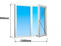 Окна Lider (3-х камерный профиль)