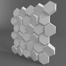 3Д панели