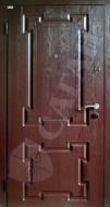 "Входные двери Саган ""Стандарт"" Модель 107"