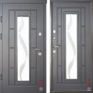 Входные двери Zimen Elite Стандарт модель Santiago
