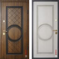 Входные двери Zimen Elite Стандарт модель Kapello Pt