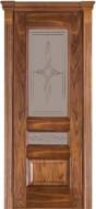 Межкомнатные Двери Terminus 53 (со стеклом 3) орех американ