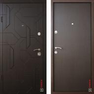 Входные двери Zimen Elite Стандарт модель Alcor