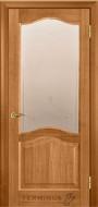 Межкомнатная дверь 03 глухая (дуб светлый)