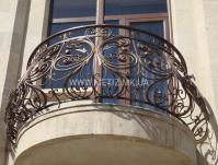 Кованые балконы