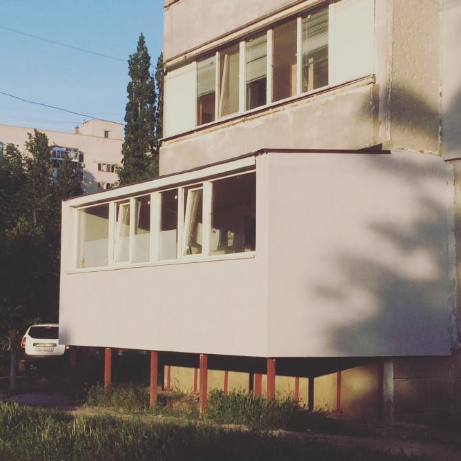 Балконы и лоджии Николаеве