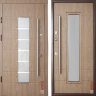 Входные двери Zimen Elite Стандарт модель Ortis
