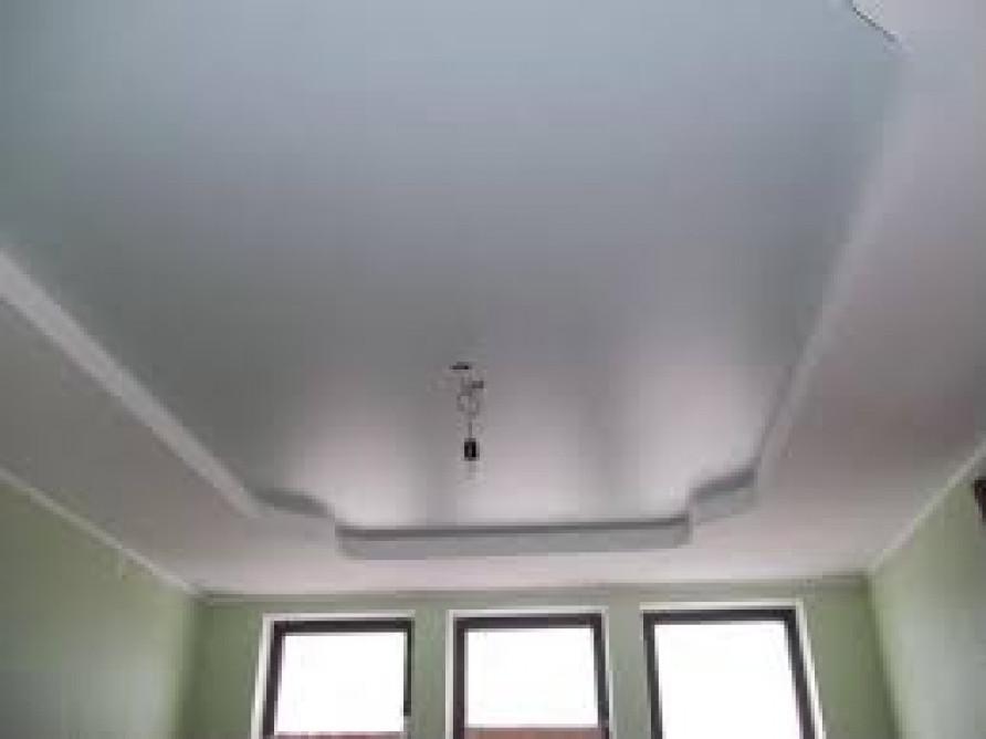 Натяжные сатиновые потолки