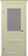 Межкомнатная дверь  Лондон ПГ(фисташковый)