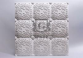 """Гипсовые 3D панели """"Беллучи"""""""