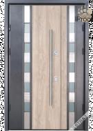 Входные двери Страж Riva P Double