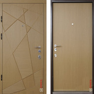 Входные двери Zimen Elite Стандарт модель Aztec