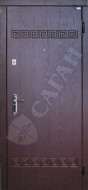 Входные двери Саган Классик Модель 1