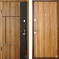 Входные двери Zimen Elite Стандарт модель Arcadia Pt