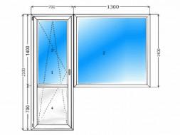 Окна Kоmmerling 76 mm AD