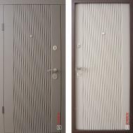 Входные двери Zimen Elite Стандарт модель Wave