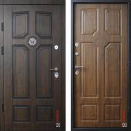 Входные двери Zimen Elite Стандарт модель Leon Pt
