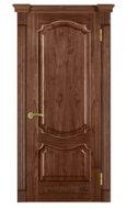 Межкомнатная дверь 41 (глухая) орех американский