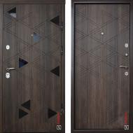 Входные двери Zimen Elite Стандарт модель Cristal
