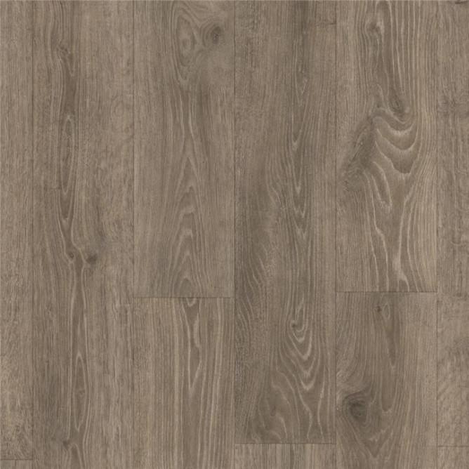 Ламинат Quick-Step Majestic Дуб лесной, коричневый