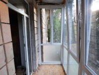 Расширение балкона