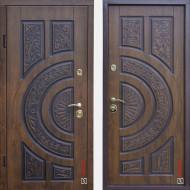 Входные двери Zimen Elite Стандарт модель Genesis Pt