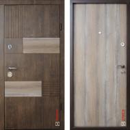 Входные двери Zimen Elite Стандарт модель Tango