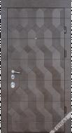 Входная дверь Страж Antracit 3D