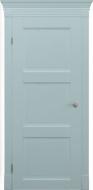 Межкомнатные двери Рим ПГ(голубой)