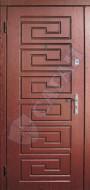 Входные двери Саган Классик Модель 16