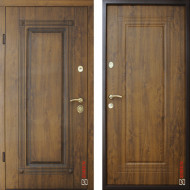 """Входная дверь от тм """"Зимен""""  Мальта Пт"""