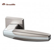 Ручка раздельная Armadillo (Армадилло) ARC USQ2 SN/CP-12 Мат никель/хром