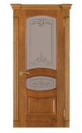 Межкомнатная дверь 50 (остекленная) даймон