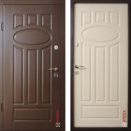 Входные двери Zimen Elite Стандарт модель Ellis