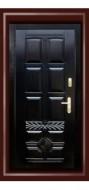 Ретро Входные двери Форт Лок