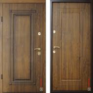 Входные двери Zimen Elite Стандарт модель Malta Pt