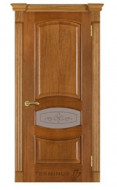 Межкомнатная дверь ( остекленная 1) даймон