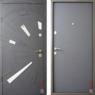 Входные двери Zimen Elite Стандарт модель Galaxy