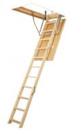 Деревянная лестница Fakro LWS Smart